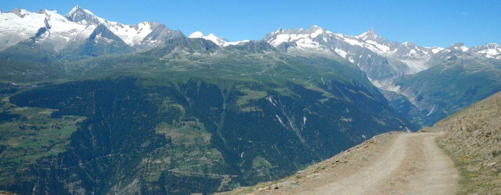 Tolle Schweizer Bergwelt - Bild-Quelle: Swissalps100