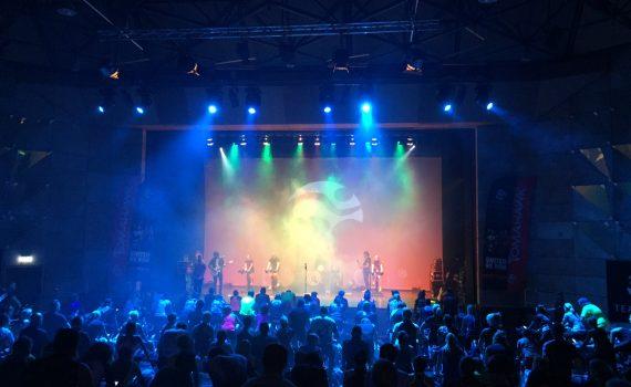 Concertride in Fürth mit dem TeamICG und Noiseconcept