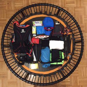 Packliste Ultramarathon
