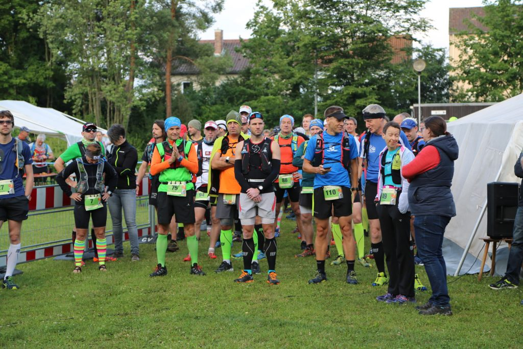 Start Maintal Ultratrail 2017