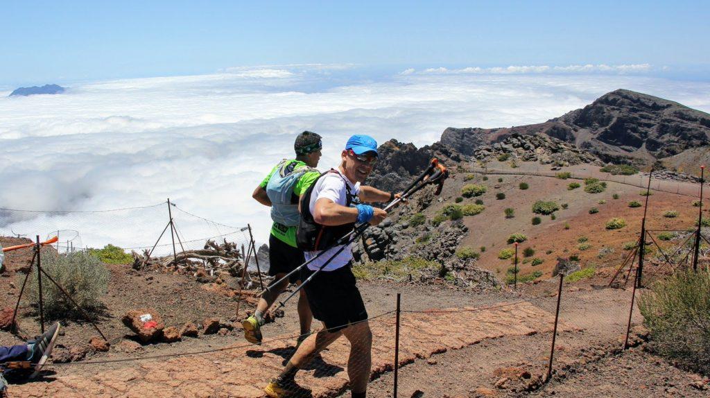 Trailrunning beim Transvulcania Ultra-Marathon