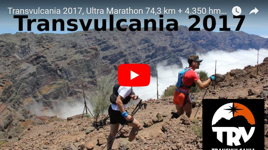 Video vom Transvulcania 2017